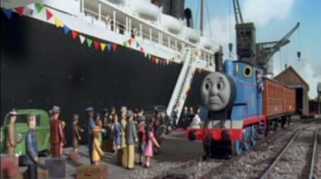 Thomas, Percy & The Squeak