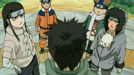 Formation! The Sasuke Retrieval Squad
