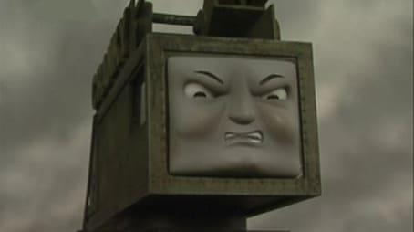 Thomas & The Statue
