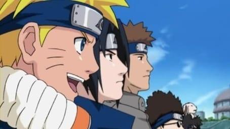 Naruto OVA 4: Finally a clash! Jounin VS. Genin!! Indiscriminate Grand Melee Tournament!!