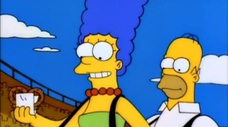 The Twisted World of Marge Simpson