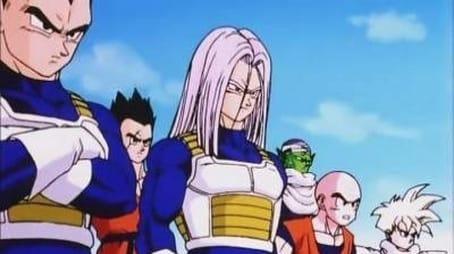 Son-Goku gegen Cell