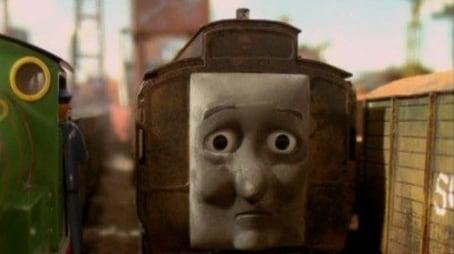 Thomas, Percy & Old Slow Coach