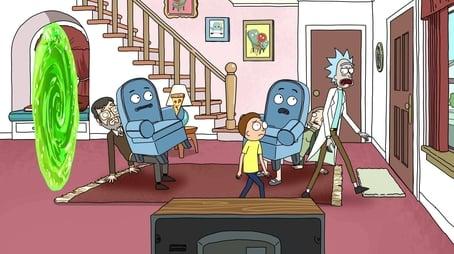 Ein Rick kommt selten allein