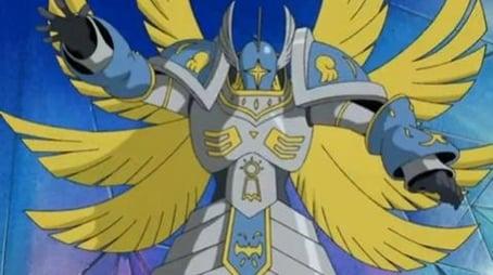 Seraphimon erwacht