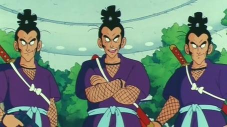 Son-Goku gibt nicht auf