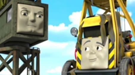 Kevin's Cranky Friend