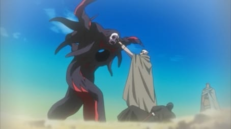 Unfading Grudge! The Shinigami whom Kenpachi Killed