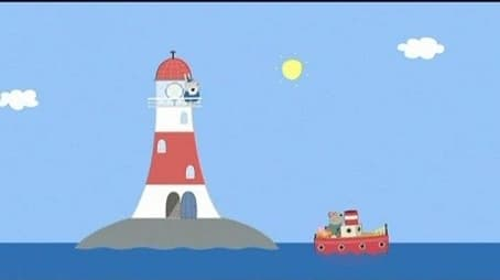 Grampy Rabbit's Lighthouse