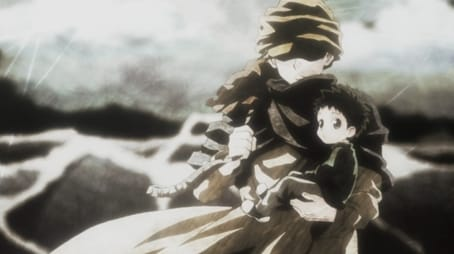 Ging x And x Gon!