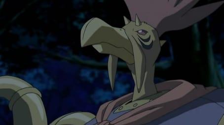 Digimon beim Campen