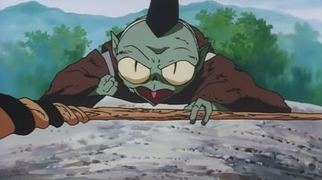 Jaken's Plan to Steal the Tetsusaiga