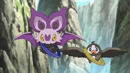 Die Pokémon-Himmelsstaffel!