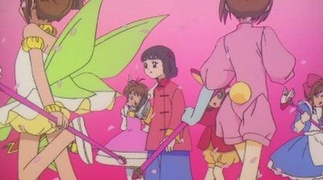 Sakura und die Sakura aus dem Traum