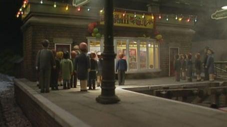 Thomas & The Toy Shop