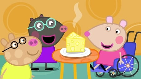 Mandy Mouse's Birthday