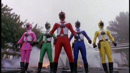 Cyber Rangers