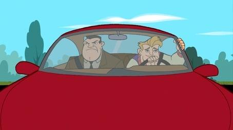 Die Fahrprüfung