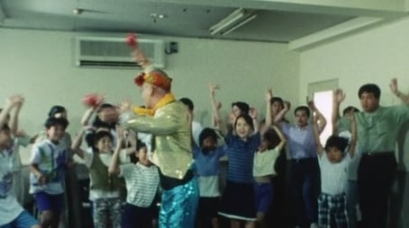 Dance! The Invasion Cram School!!