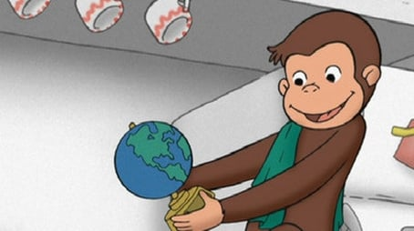 Curious George Gets a Trophy