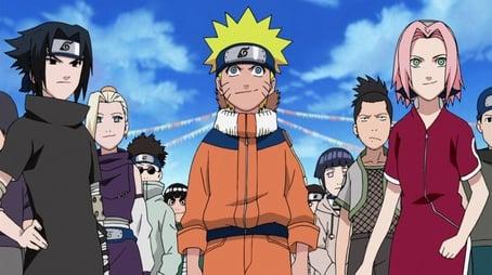 Naruto OVA 3: Hidden Leaf Village Grand Sports Festival