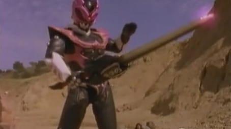 Gefahr für den Pink Ranger