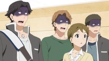 Handa-kun and His Friend's Friend | Handa-kun and Dash Higashino | Handa-kun and Palmistry