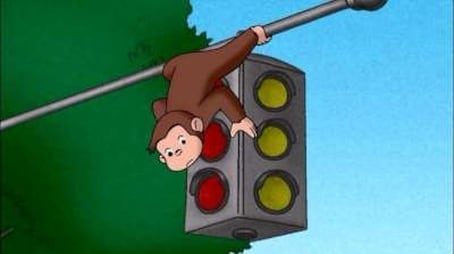 Curious George Sees the Light