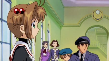 Sakura's First Challenge as a Thief!?