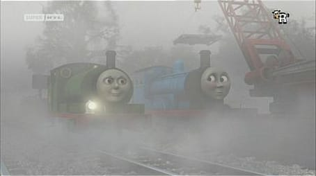 Percy & The Monster Of Brendam