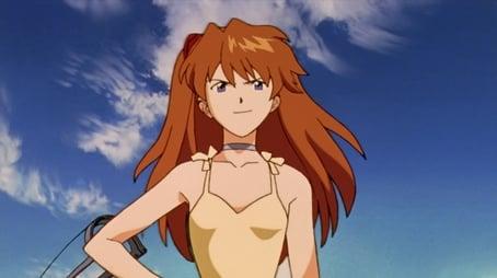 Asuka schlägt zu!