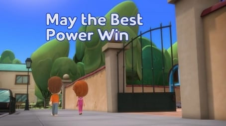 May the Best Power Win