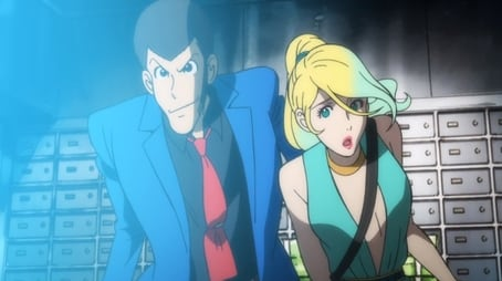 I'm Going to Get You, Lupin