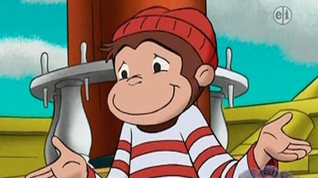 Curious George Sinks the Pirates
