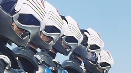 Command! Change the Sentai