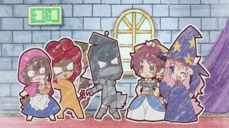 Baka and Test Tales
