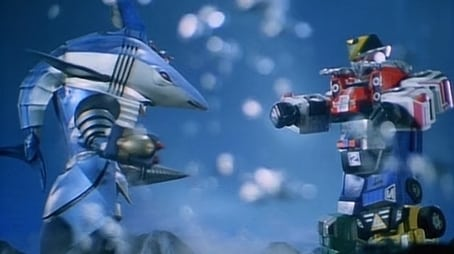 All Engines Stalling! Giant Robots in Peril!!