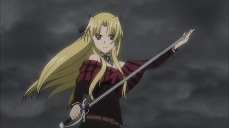 Princess Shrine Maiden of the Long Sword