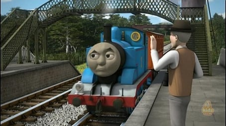 Thomas & The Emergency Cable