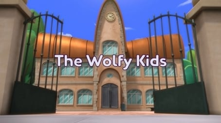 The Wolfy Kids