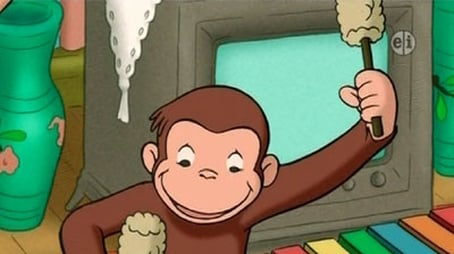Curious George Gets All Keyed Up