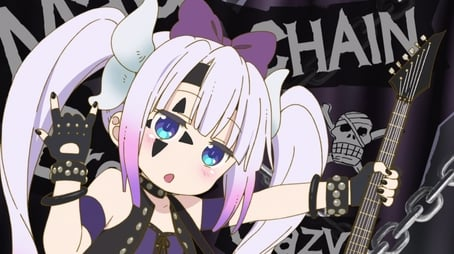 Miss Kobayashi's Dragon Something