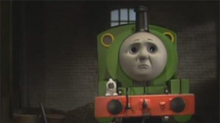 Percy's Big Mistake