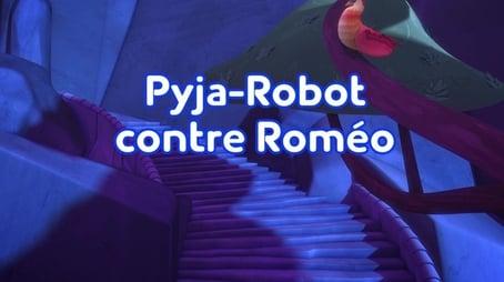 PJ Robot Vs Romeo