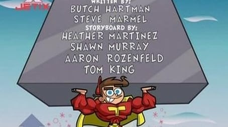 The Big Superhero Wish
