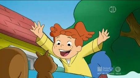 George Meets Allie-Whoops (AKA: Girl Meets Monkey)