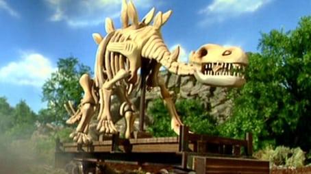 Rheneas & The Dinosaur