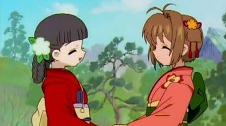 Sakura und das seltsam geschriebene Glück