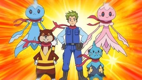 Die Pokémon Hafenpolizei in Aktion!