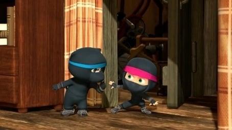 Home-Grown Ninjas